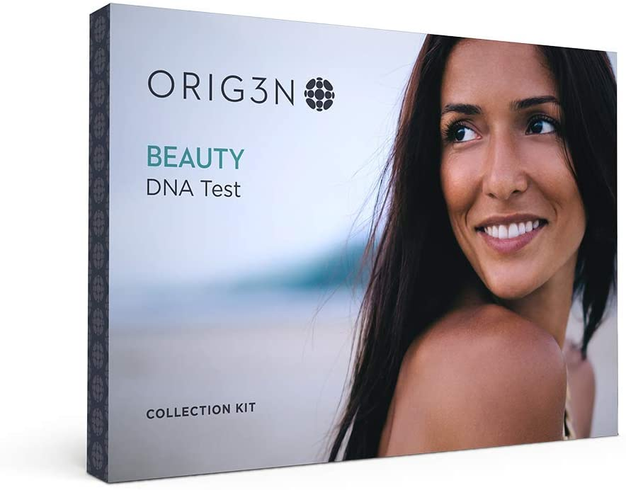 Picture of Orig3n beauty dna test box