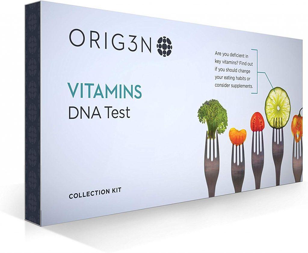 orig3n cheap dna vitamin test box