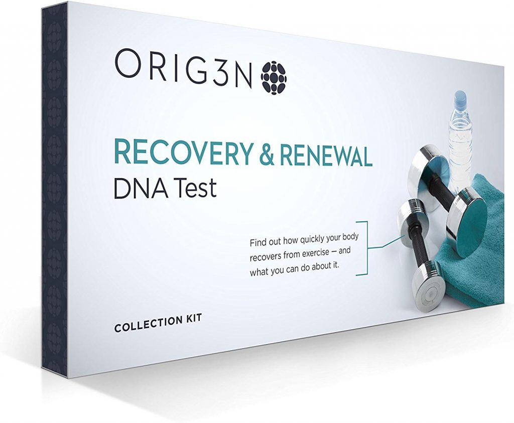 recovery and renewal box for cheap dna tests