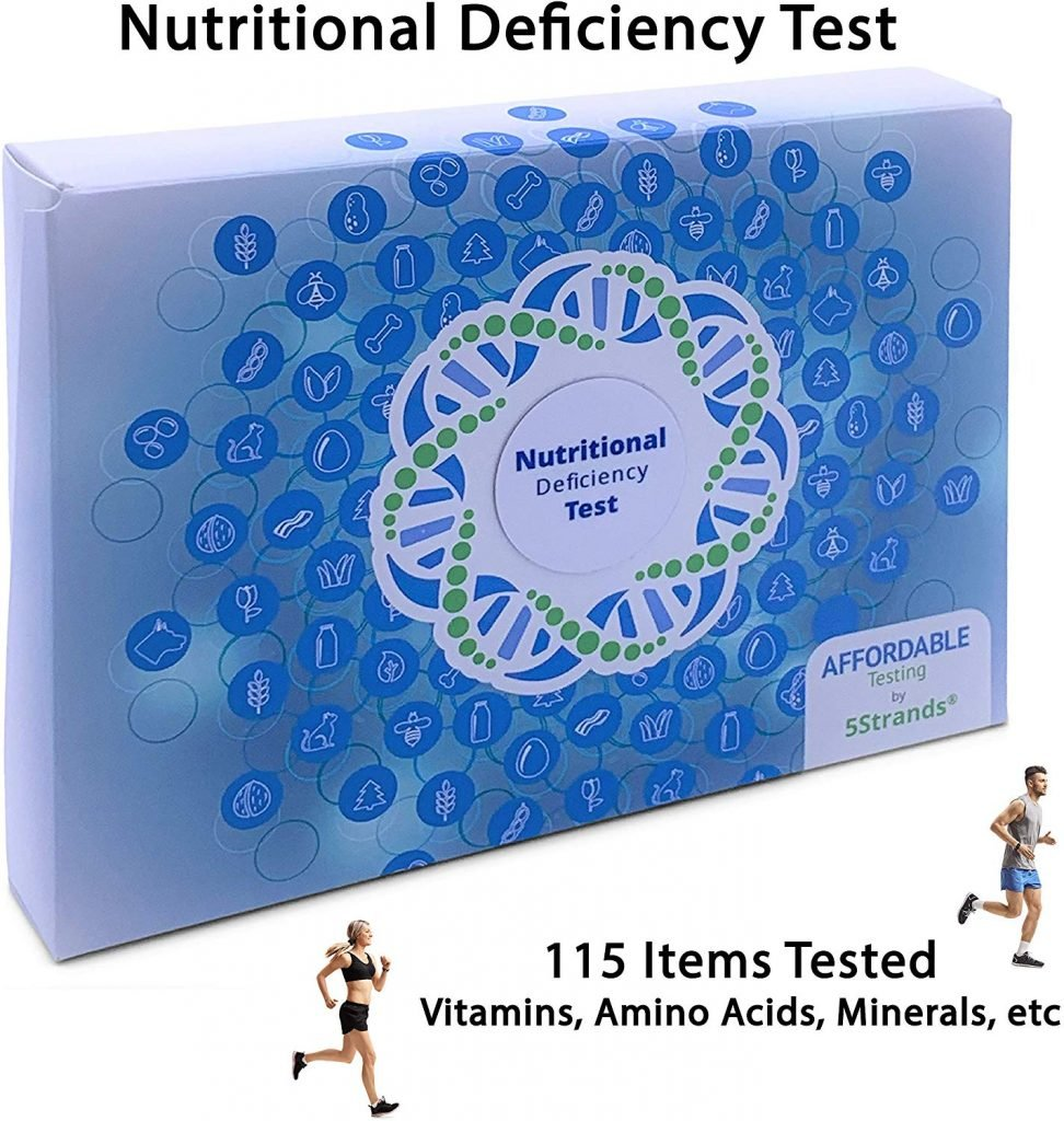 cheap nutritional deficiency test