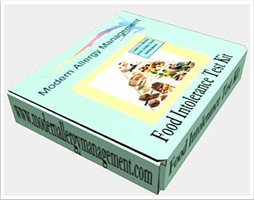 Modern Allergy Management - Hair Testing Kit for Food Intolerances