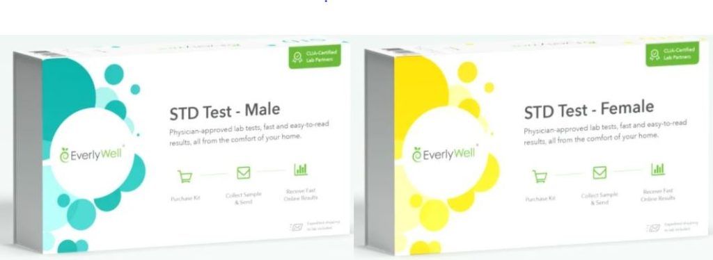 7 Best At-Home STD Test Kits for Men and Women 10