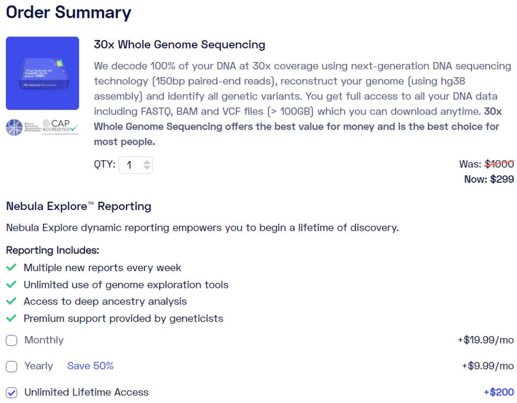 Nebula Genomics Whole Genome Sequencing Kit Review 7