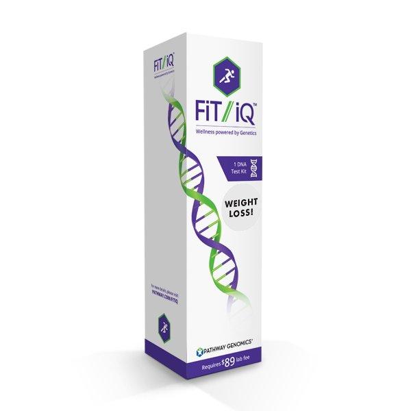 Image of Fit IQ Geneomics test